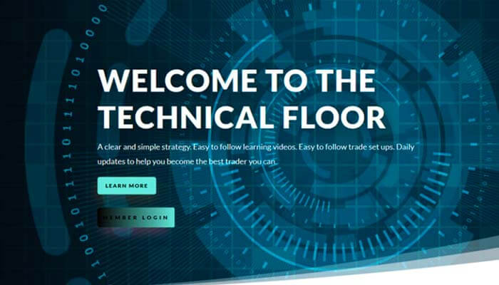 The Technical Floor – forex Course