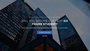Six Figure Capital – Forex Course