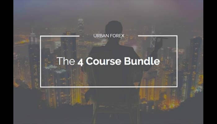 Urban Forex – The 4 Course Bundle