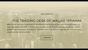 WIFXA – Institutional Scalping and Intraday Trading